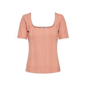 ABOUT YOU Tričko 'Gitta Shirt'  oranžová