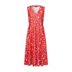 MAX&Co. Večerné šaty 'CULTURA'  červená