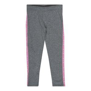 Nike Sportswear Legíny 'Air'  ružová / sivá melírovaná