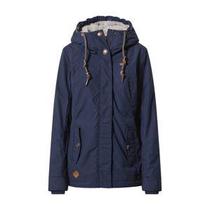 Ragwear Zimná bunda ' Monade '  čierny denim