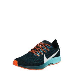 NIKE Bežecká obuv 'Nike Air Zoom Pegasus 36 Hakone'  čierna / tyrkysová