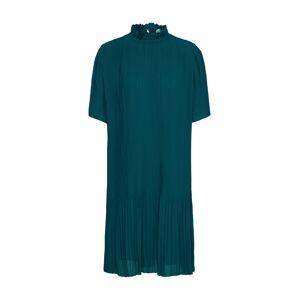 Samsoe Samsoe Košeľové šaty 'Malie'  tmavozelená