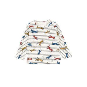Noppies Tričko 'Apollo Beach'  zmiešané farby / biela