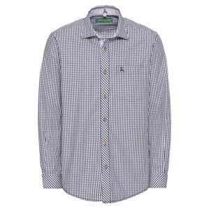 COUNTRY LINE Krojová košeľa  modrá / biela