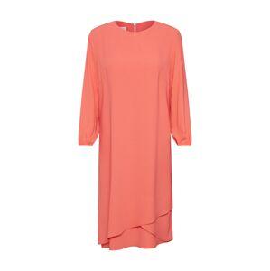 RENÉ LEZARD Kokteilové šaty  červená