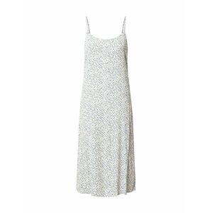 Hailys Letné šaty 'Giselle'  svetlomodrá / biela