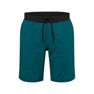 REEBOK Športové nohavice  pastelovo modrá