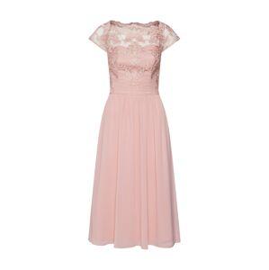 Chi Chi London Kokteilové šaty 'Karlie'  rosé