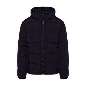 BURTON MENSWEAR LONDON Zimná bunda  čierna