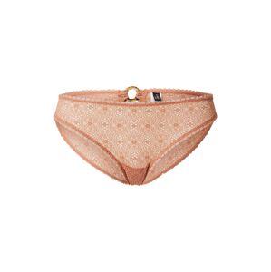 Icone Lingerie Nohavičky  staroružová / rosé