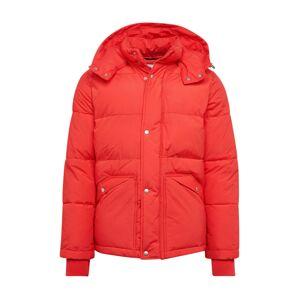 GAP Zimná bunda 'HVYWT PUFFER JACKET'  červená