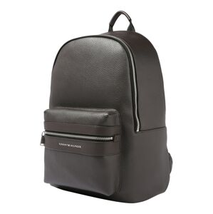 TOMMY HILFIGER Batoh 'TH MODERN SMU BACKPACK'  gaštanová