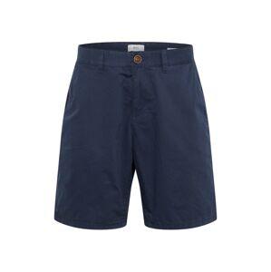 EDC BY ESPRIT Chino nohavice  námornícka modrá