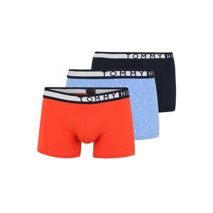 Tommy Hilfiger Underwear Boxerky  oranžovo červená / modrá