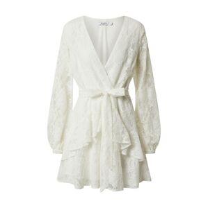 NA-KD Šaty  biela