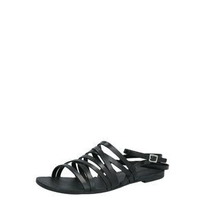 VAGABOND SHOEMAKERS Remienkové sandále 'Tia'  čierna