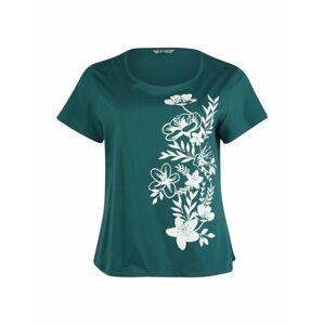 Z-One Tričko 'Renata Z1'  biela / zelená