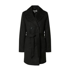 b.young Prechodný kabát 'Abia'  čierna