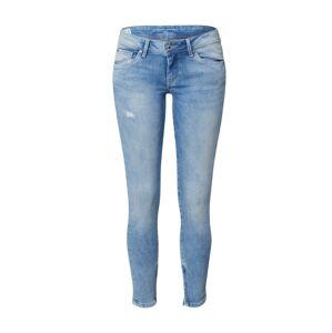 Pepe Jeans Džínsy 'Cher'  modrá