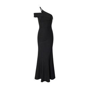 Chi Chi London Večerné šaty  čierna