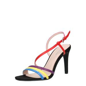 ABOUT YOU Remienkové sandále 'Valerie'  zmiešané farby