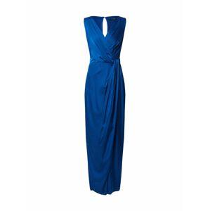 TFNC Večerné šaty 'SOLIA'  kobaltovomodrá