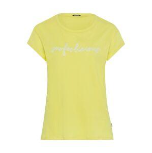 CHIEMSEE Funkčné tričko  svetlozelená