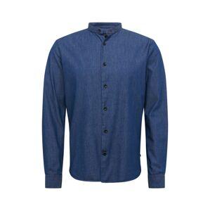 Matinique Biznis košeľa 'trostol'  modrá