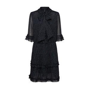 Marc Cain Košeľové šaty  čierna