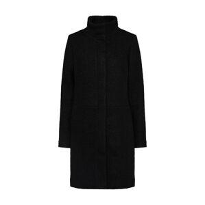 VILA Zimný kabát 'Vialanis'  čierna