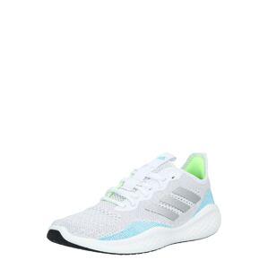 ADIDAS PERFORMANCE Bežecká obuv  biela / svetlosivá / modrá