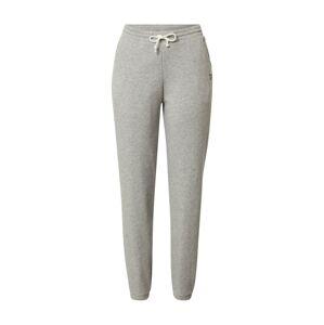 REEBOK Športové nohavice  sivá melírovaná