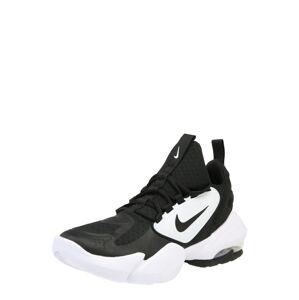NIKE Športová obuv 'Air Max Alpha Savage'  čierna / biela