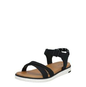 CALL IT SPRING Sandále 'Stiltia'  čierna