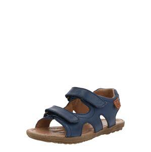 NATURINO Sandále 'SKY'  modrá