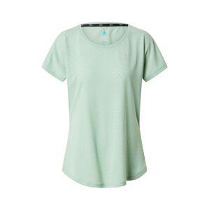 ODLO Funkčné tričko 'Millenium Linencool'  mätová