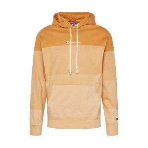 Champion Authentic Athletic Apparel Mikina 'Hooded Sweatshirt'  pastelovo oranžová / oranžová