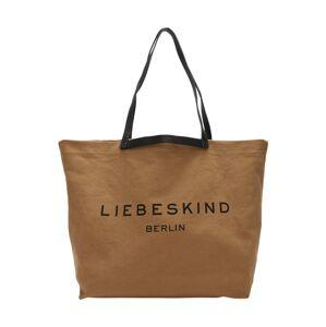 Liebeskind Berlin Shopper  svetlohnedá