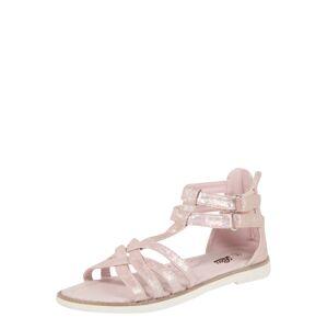 LICO Sandále  ružová