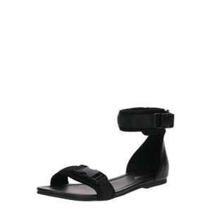 ABOUT YOU Sandále 'Dilara'  čierna