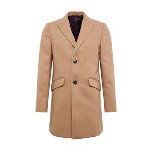 BURTON MENSWEAR LONDON Prechodný kabát 'CROMBIE'  farba ťavej srsti