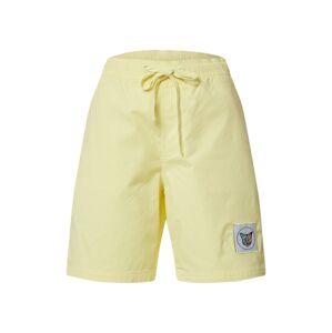 PARI Plavecké šortky 'Swim Club'  citrónová