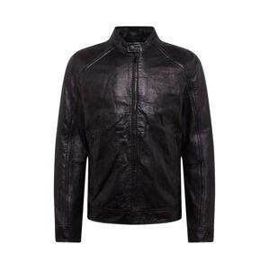 STRELLSON Prechodná bunda 'Melbourne'  čierna