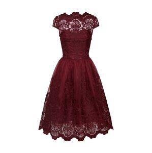 Chi Chi London Šaty 'Jimima Dress'  bordová