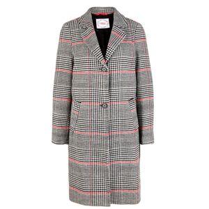 s.Oliver Prechodný kabát  červená / sivá