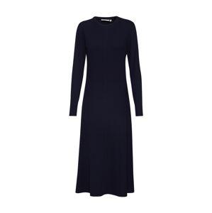 minimum Pletené šaty 'Nanomi'  modrá