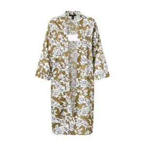 NEW LOOK Kimono 'DANA'  olivová / biela