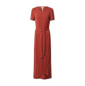 OBJECT Šaty 'OBJANNIE NADIA S/S DRESS SEASONAL'  oranžová / oranžovo červená