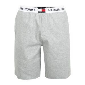 Tommy Hilfiger Underwear Pyžamové nohavice  grafitová