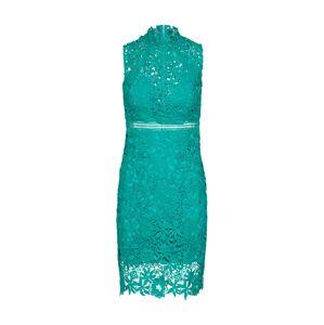 Bardot Kokteilové šaty 'PARIS'  smaragdová